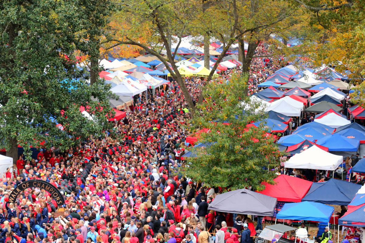 Rules And Regulations Ole Miss Gamedays